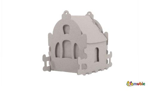 cardboard house box Camilla